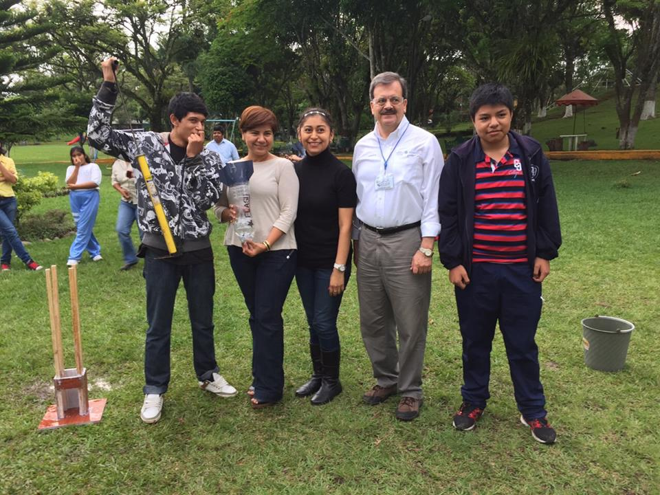 Contamos con participantes de todas las edades — en Córdoba (Veracruz).