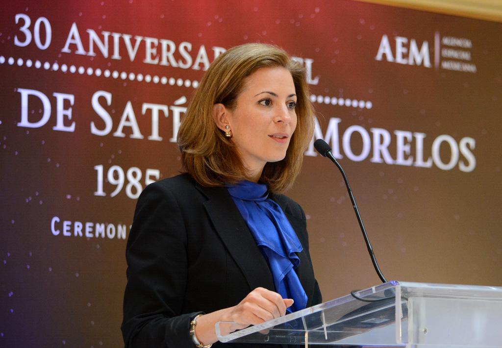 Mónica Aspe, Subsecretaria de Comunicaciones