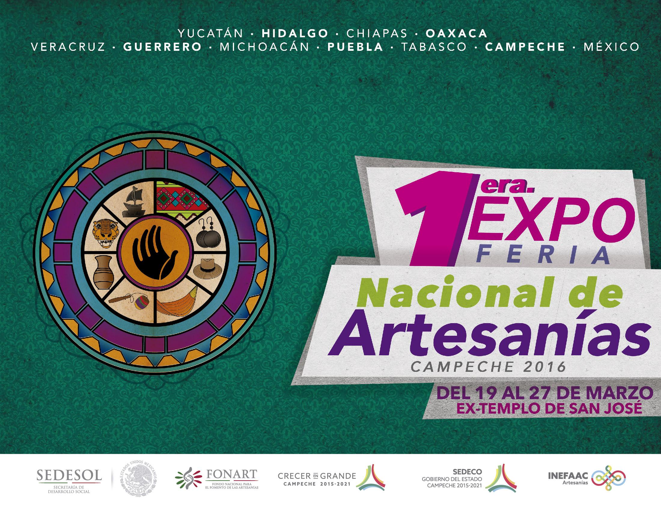 Nete a la celebraci n por el d adelartesano fondo for Feria de artesanias 2016