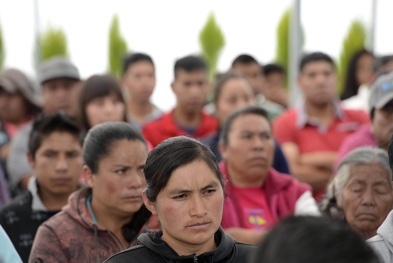 FOTO 1 Comprometida Sedesol a mejorar la calidad de vida de 9.2 millones de jornaleros agr colas y sus familias.jpg
