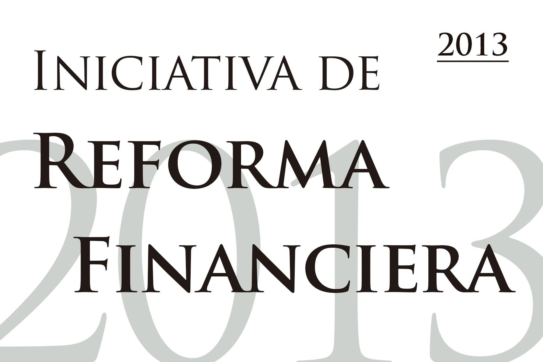 08 de mayo. El Ejecutivo Federal presenta la iniciativa de Reforma Financiera que de ser aprobada por el H. Congreso de la Unión facilitaría los procesos de quiebras bancarias, en salvaguarda de los derechos de los ahorradores; y reforzaría los mecanismos de coordinación y cooperación entre autoridades financieras, considerando a nivel de Ley la existencia del Consejo de Estabilidad del Sistema Financiero como órgano permanente.