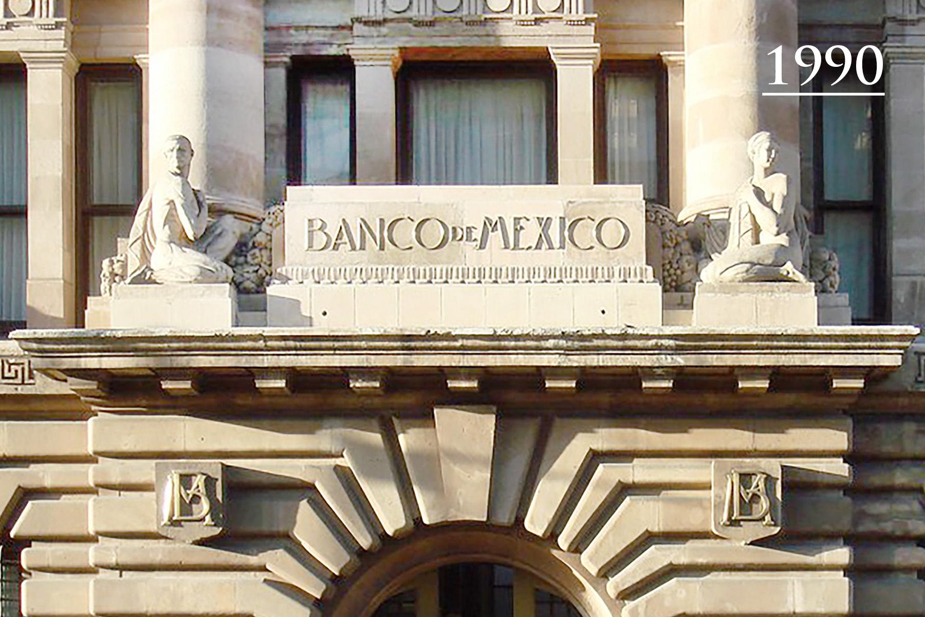"""Derivado de la reprivatización bancaria, se publicó la Ley de Instituciones de Crédito (LIC) que le otorgó al Banco de México la atribución de administrar el """"Fondo Bancario de Protección al Ahorro"""" (Fondo). Su objetivo era realizar las operaciones que fueran necesarias para prevenir problemas financieros que pudieran presentar los bancos, que les ocasionaran falta de liquidez y limitaran su capacidad para cumplir las obligaciones con los depositantes."""