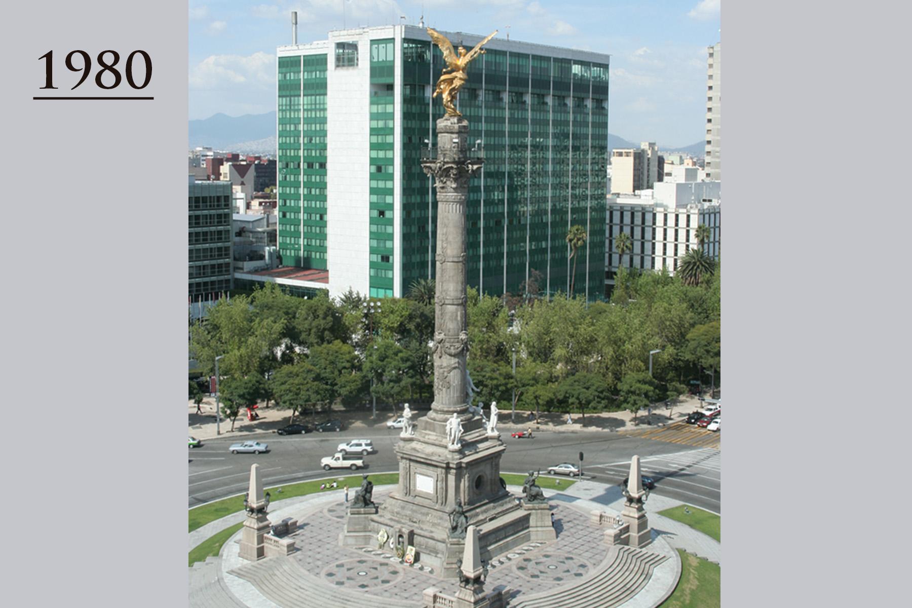 A principios de los años ochenta, no existía en México, de manera explícita, un seguro de depósitos; el Gobierno Federal generaba una garantía implícita sobre los bancos a través del Banco de México en su carácter de prestamista de última instancia.