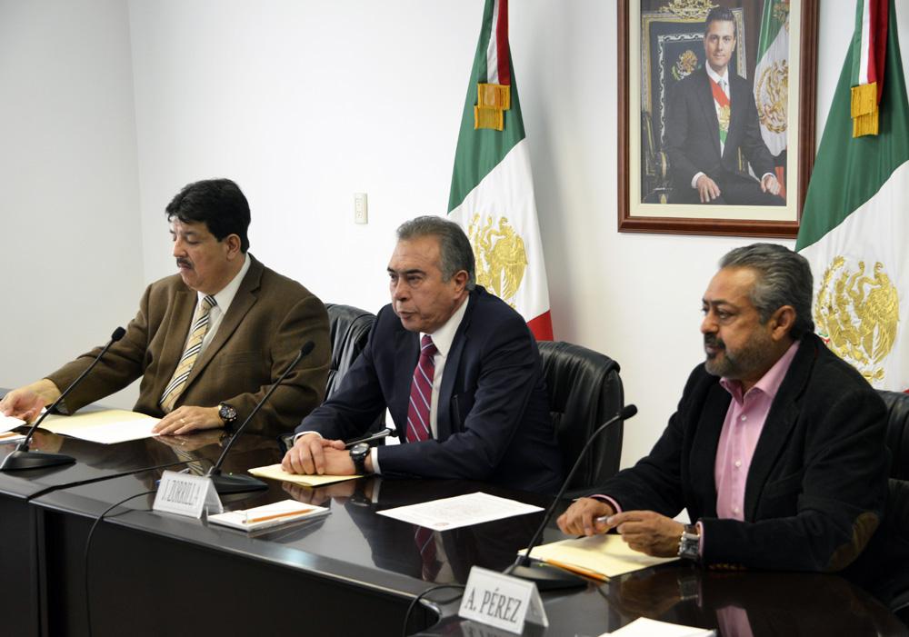 Presidente de la JFCA en relaci n al paro tecnico de la Planta Civac de Nissan Mexicana en el Estado de Morelos 2jpg