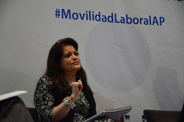Subsecretaria en Bogota Movilidad Laboral en la Alianza del Pacifico 3jpg