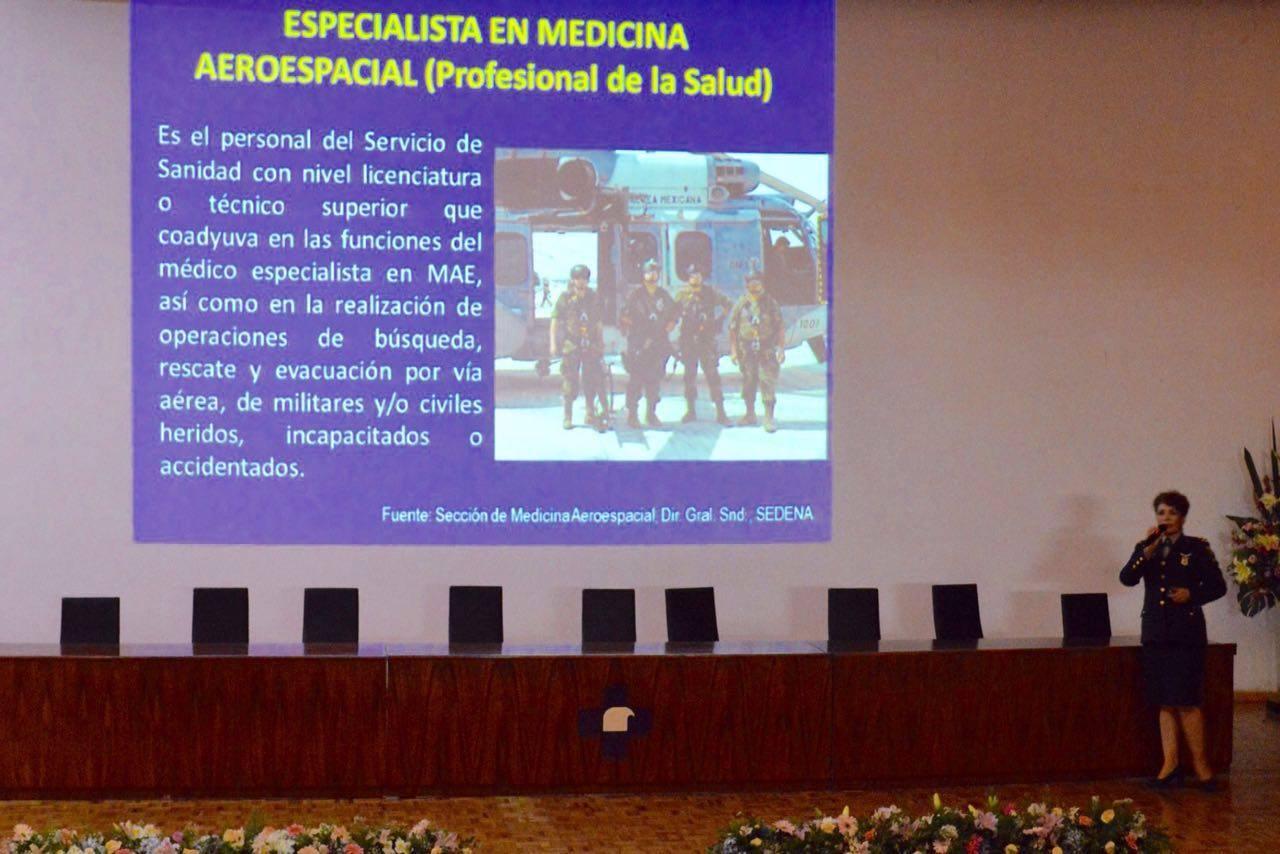 """Tema : """"La Medicina Espacial como disciplina en las instituciones de nivel superior"""""""