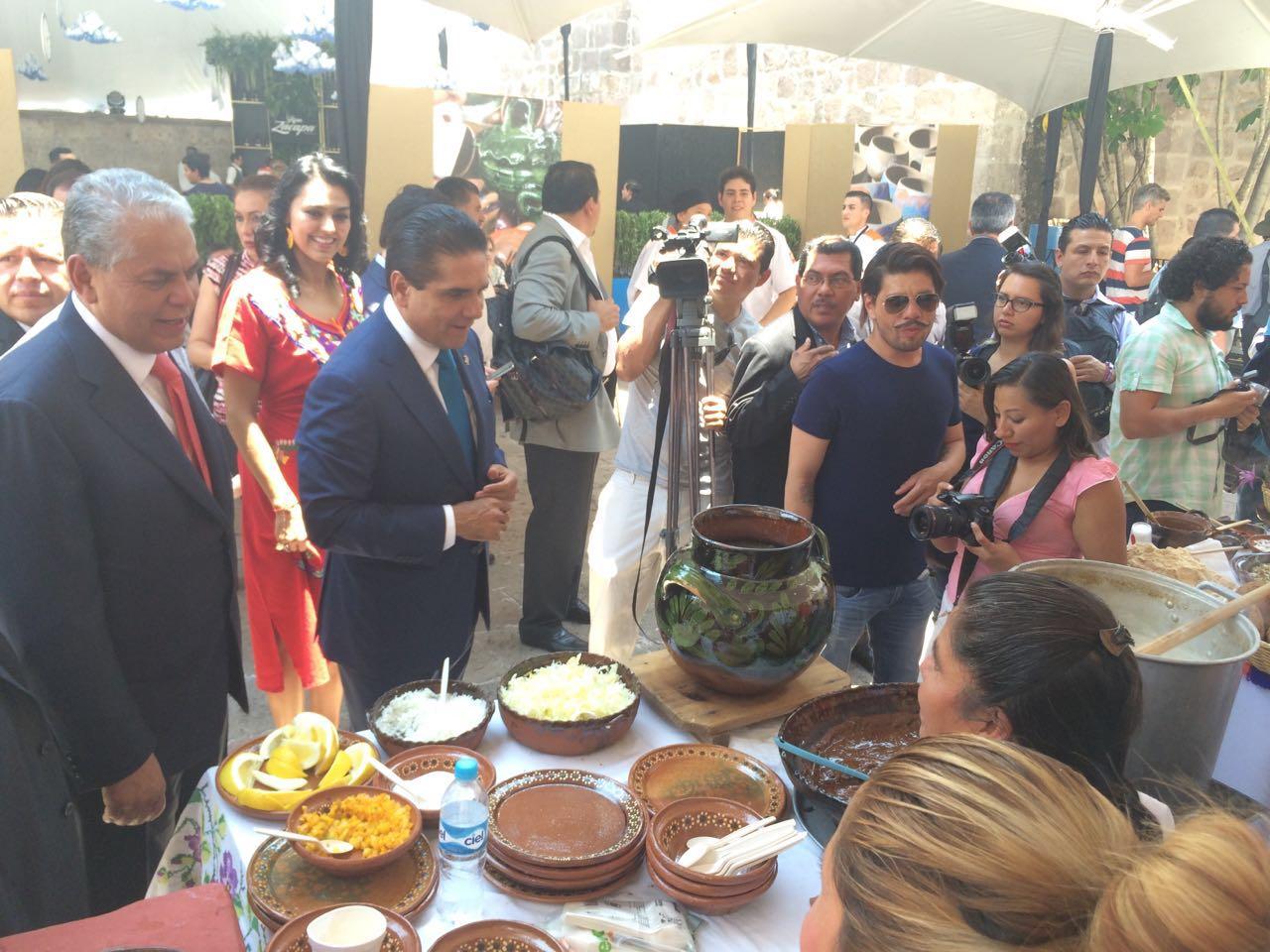 Gastronomía, pilar del patrimonio cultural y la economía mexicana: Sectur