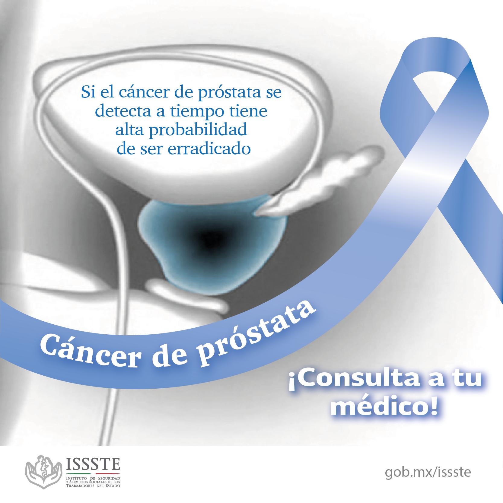 luminaria cáncer de próstata