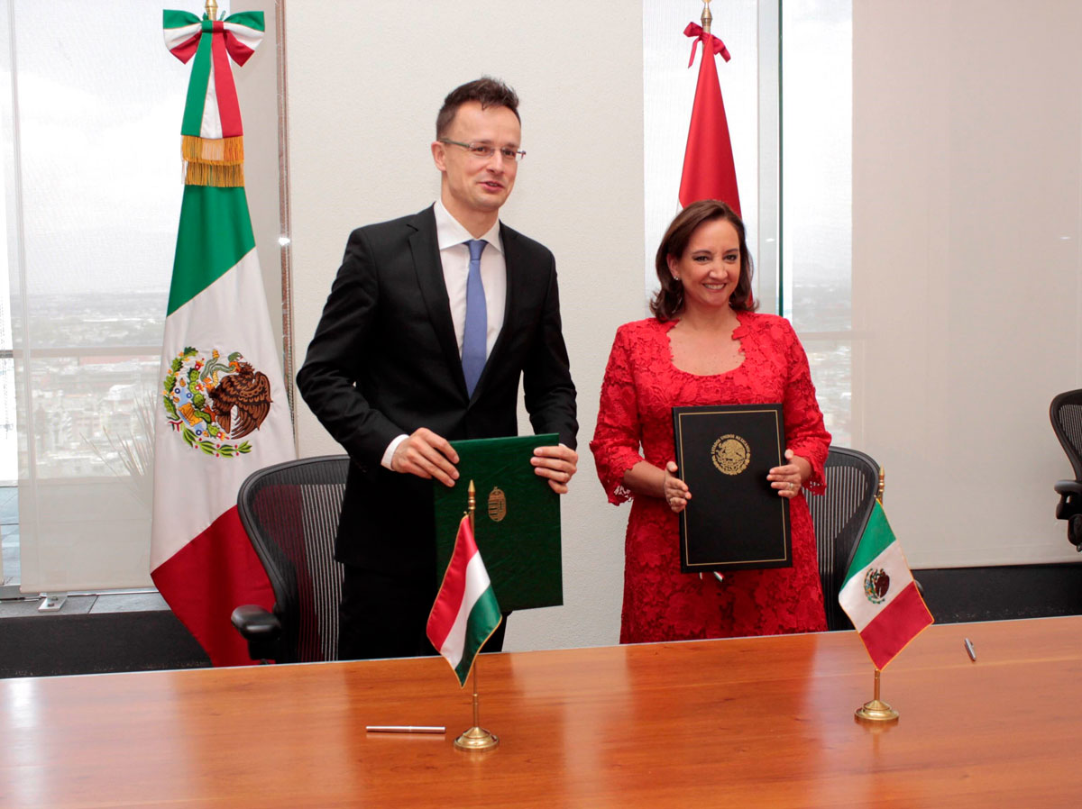 mexico hungria firmaron memorandum entendimiento cooperacion turisticajpg