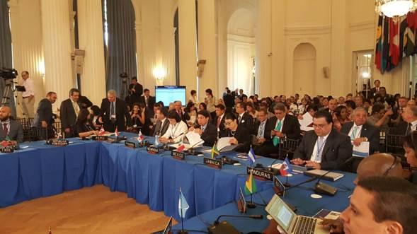 FOTO La subsecretaria Vanessa Rubio participa en la Asamblea General de la OEAjpg