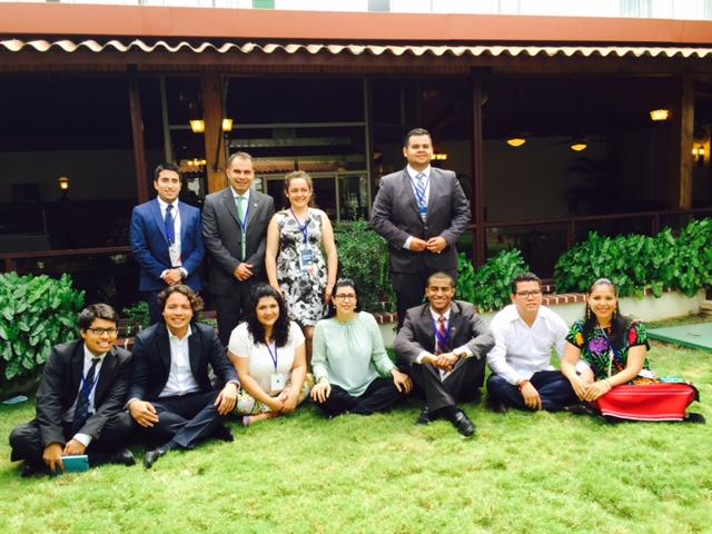FOTO 1 Subsecretaria Vanessa Rubio particip  en el IV Foro de J venes de las Am ricas  en Panam jpg