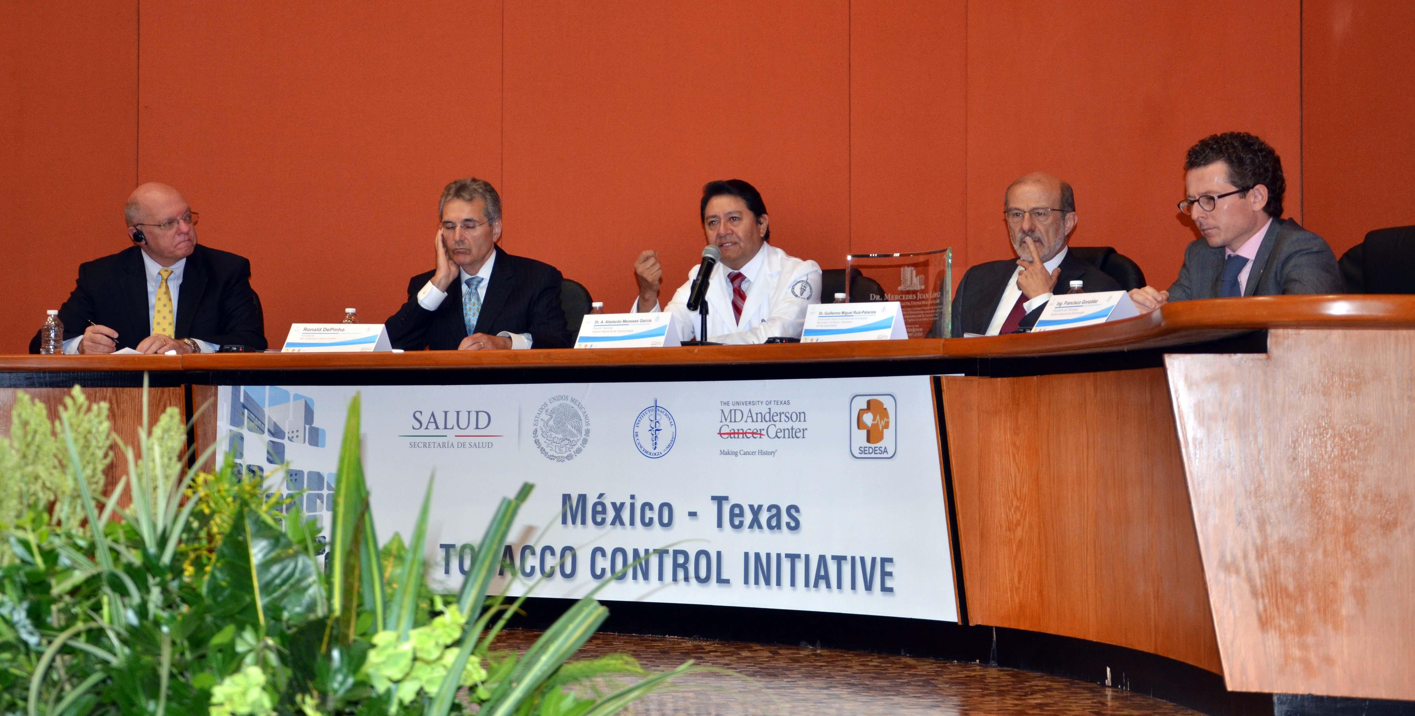 090614Ceremonia de Presentaci n  de la Iniciativa M xico Texas para el Control del Tabaco 07jpg