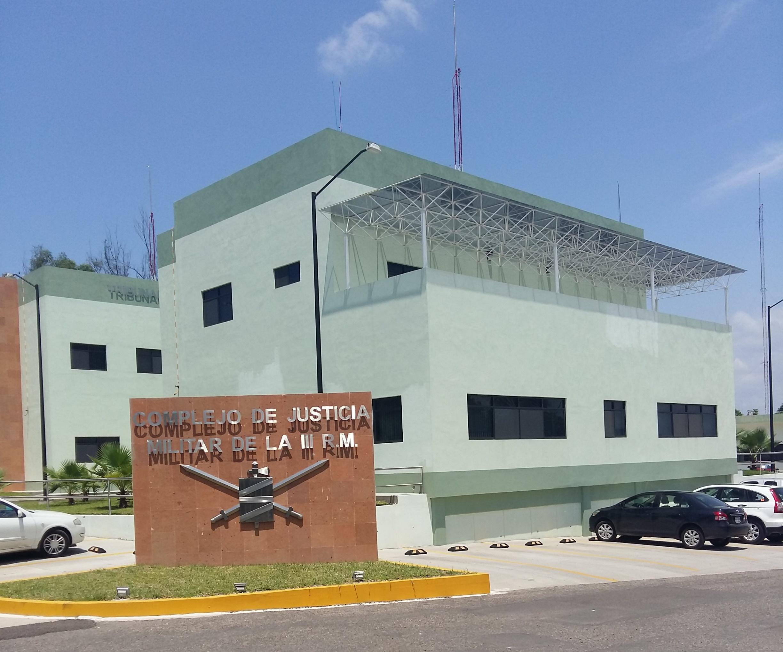 Ubicaci n de los juzgados y prisiones militares secretar a de la defensa nacional gobierno for Juzgado togado militar