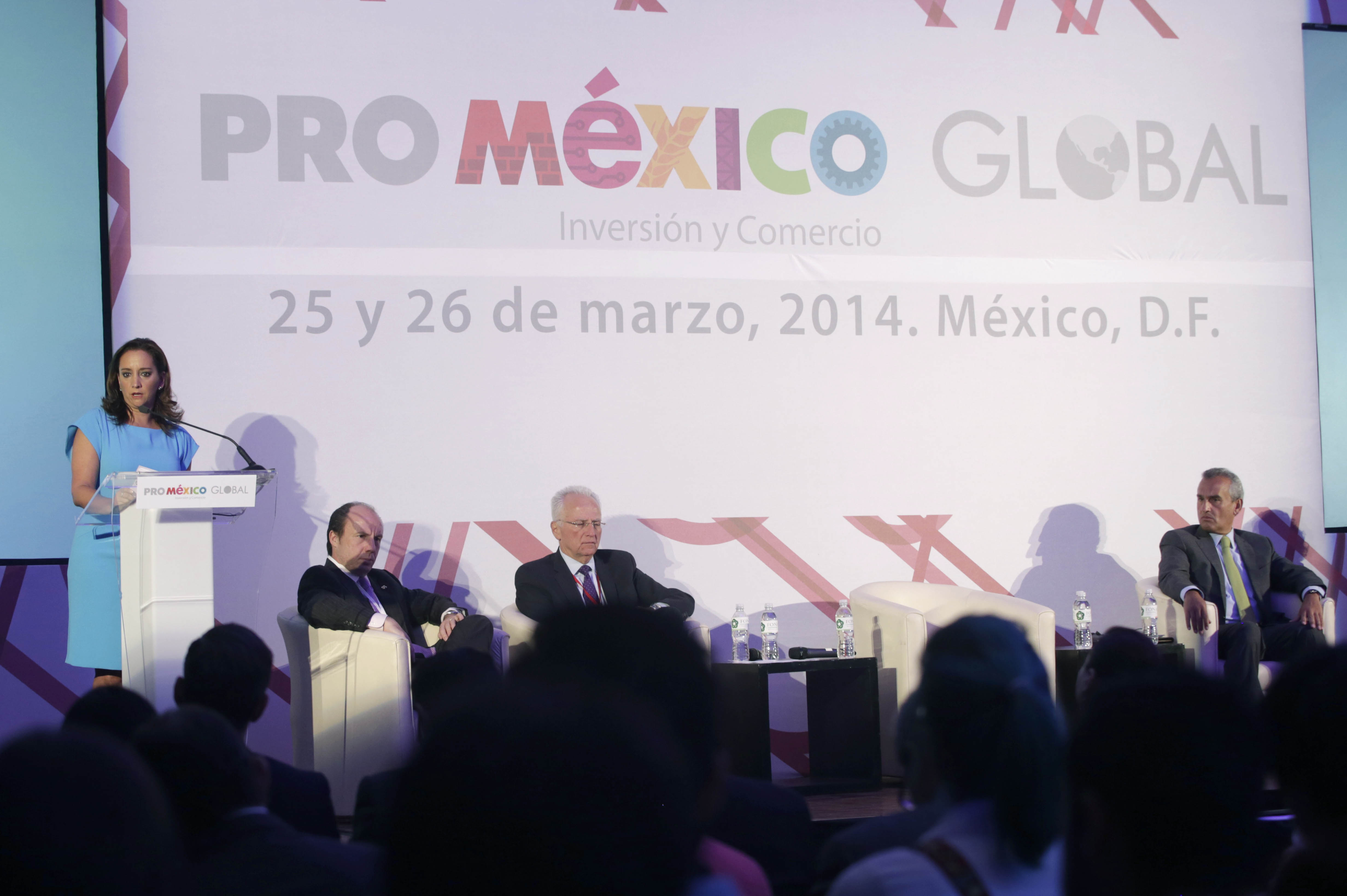 Claudia ruiz massieu promexico global