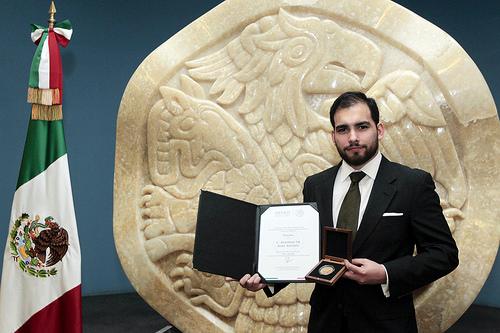 La SRE gana por primera vez el Premio Nacional de Administraci n P blica 1jpg