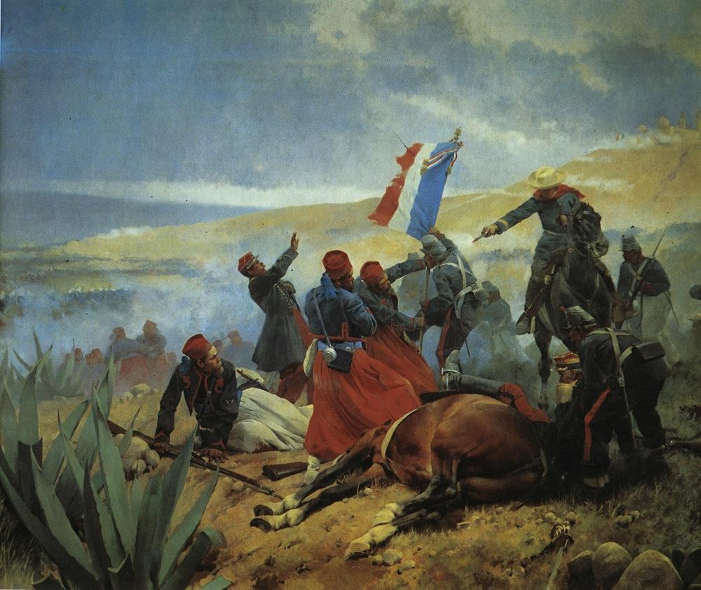 Ignacio Romero Vargas participó junto a su escolta en la Batalla de Puebla del 5 de Mayo
