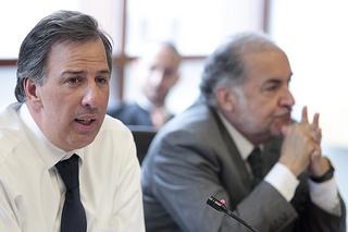 El canciller Jos  Antonio Meade instal  los Comit s de Trabajo del X Encuentro C vico Iberoamericano 3jpg
