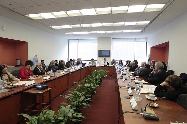 El canciller Jos  Antonio Meade instal  los Comit s de Trabajo del X Encuentro C vico Iberoamericano 1jpg