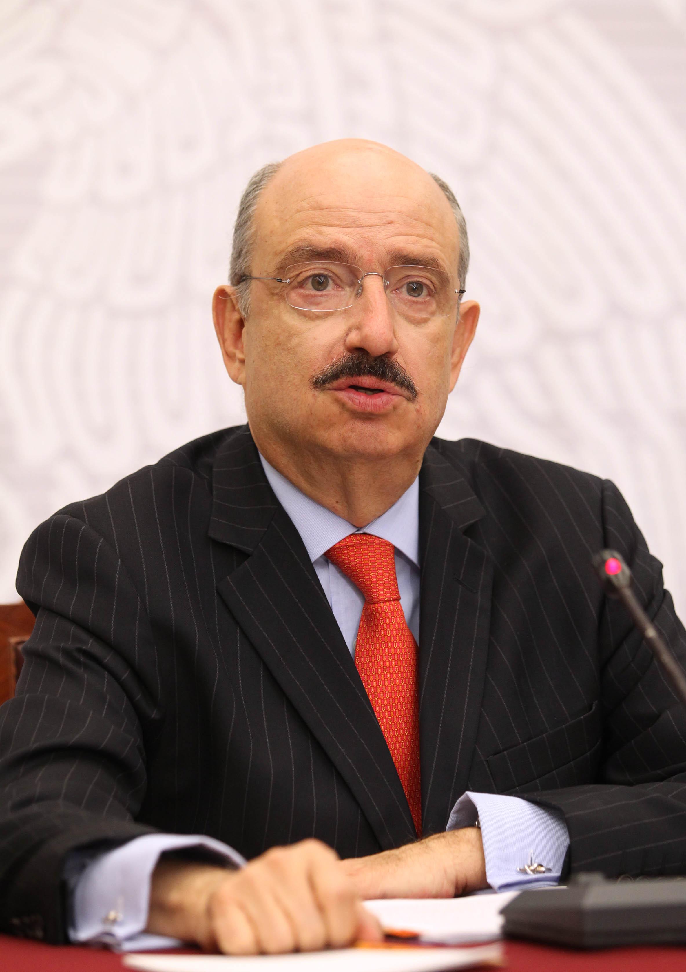 FOTO 2 Embajador Carlos de Icaza Gonz lez  subsecretario de Relaciones Exterioresjpg