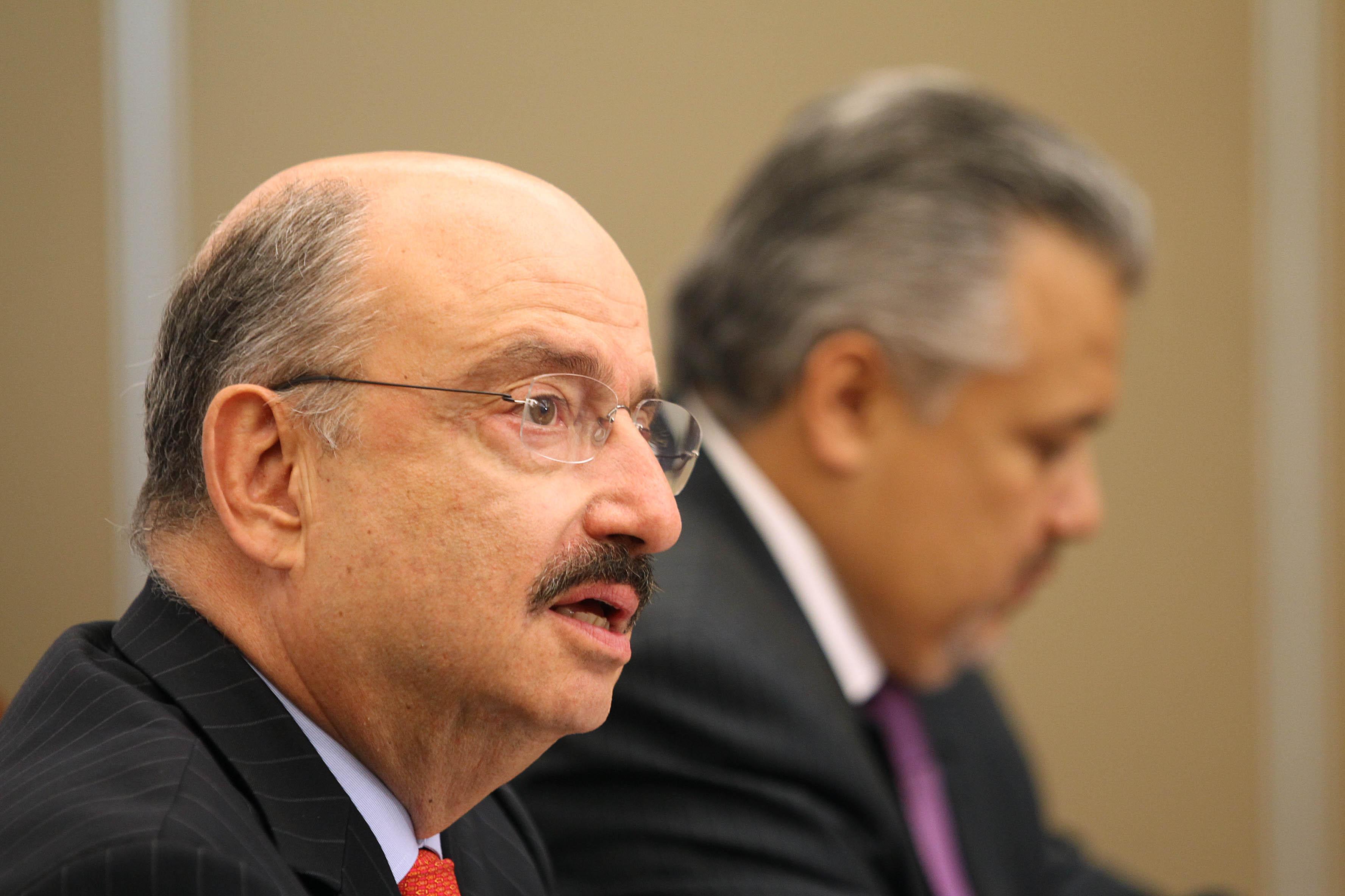 FOTO 3 Embajador Carlos de Icaza Gonz lez  subsecretario de Relaciones Exterioresjpg