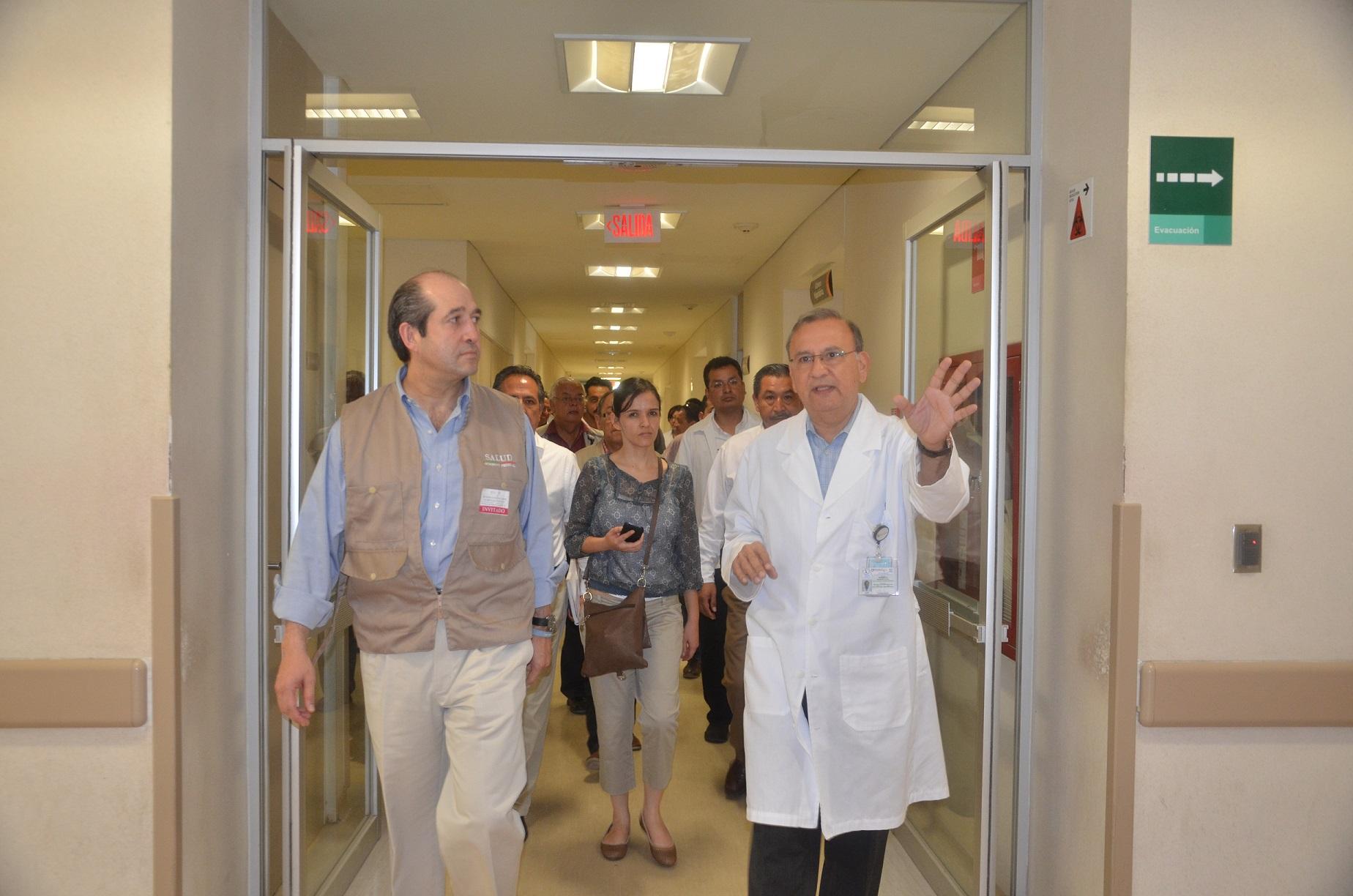 260914 Visita al HospitalJuan Maria de Salvatierra 04jpg