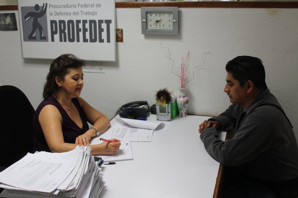 Encabezan retiros voluntarios y despidos las conciliaciones atendidas por PROFEDET