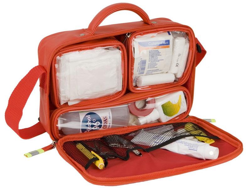 ¿Qué debe contener un botiquín de primeros auxilios en ...