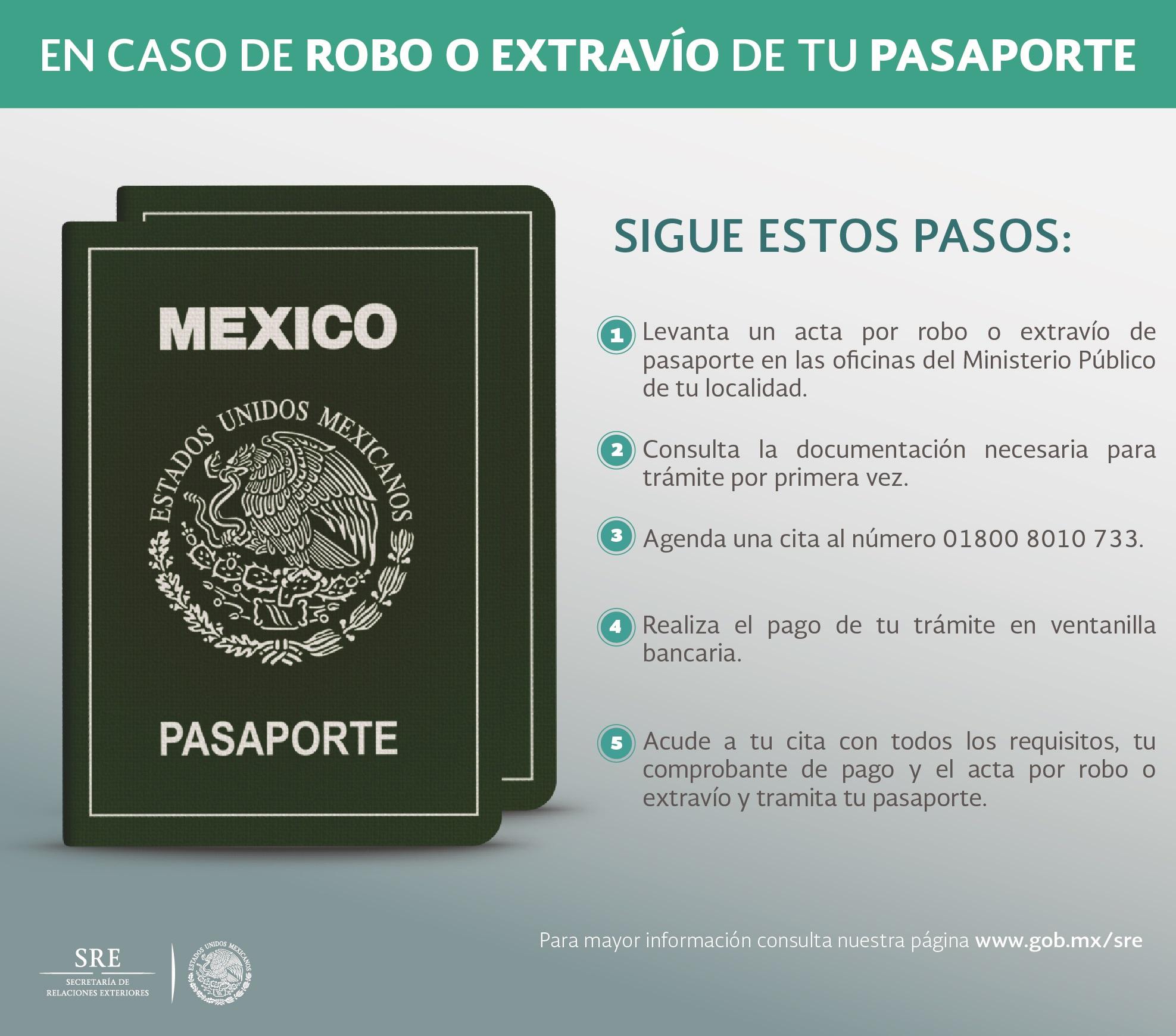 Levantar passaporte