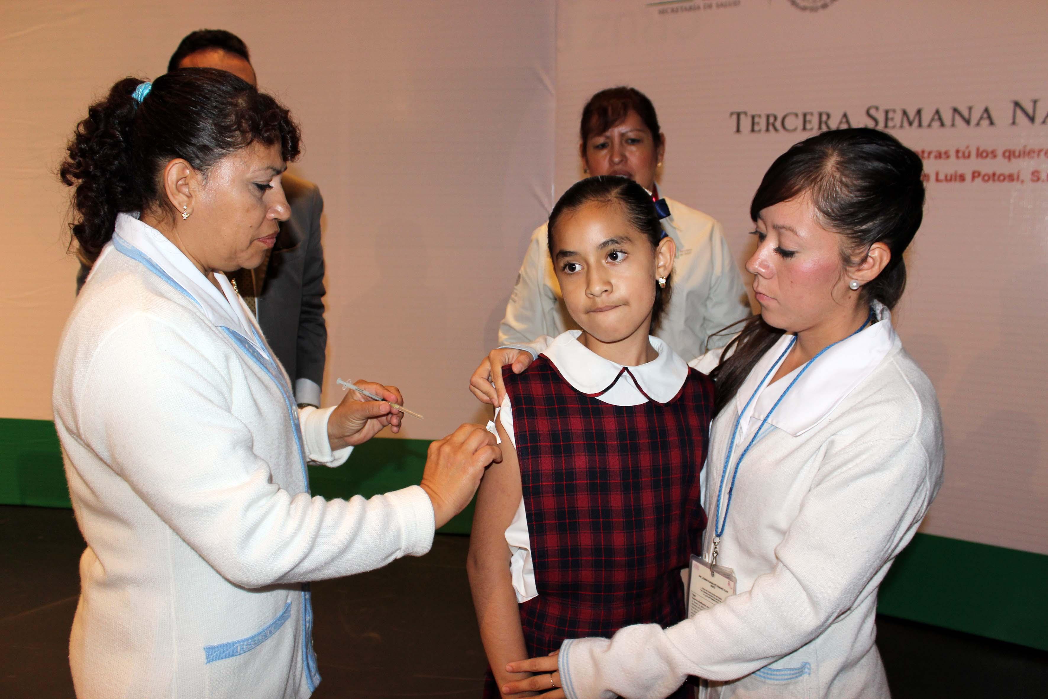 Tercera Semana Nacional de Salud 2014 SLP  5 jpg