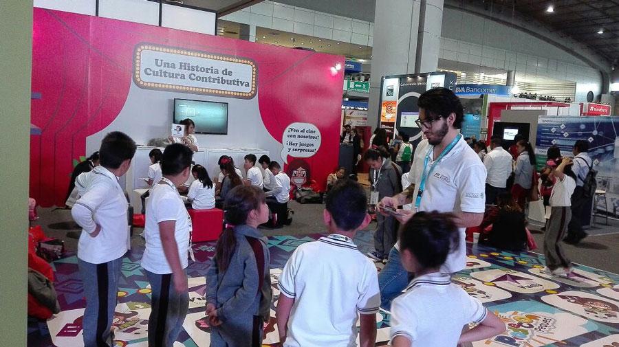 El juego de La Oca fue la actividad más popular, reuniendo a más de 400 personas por día.