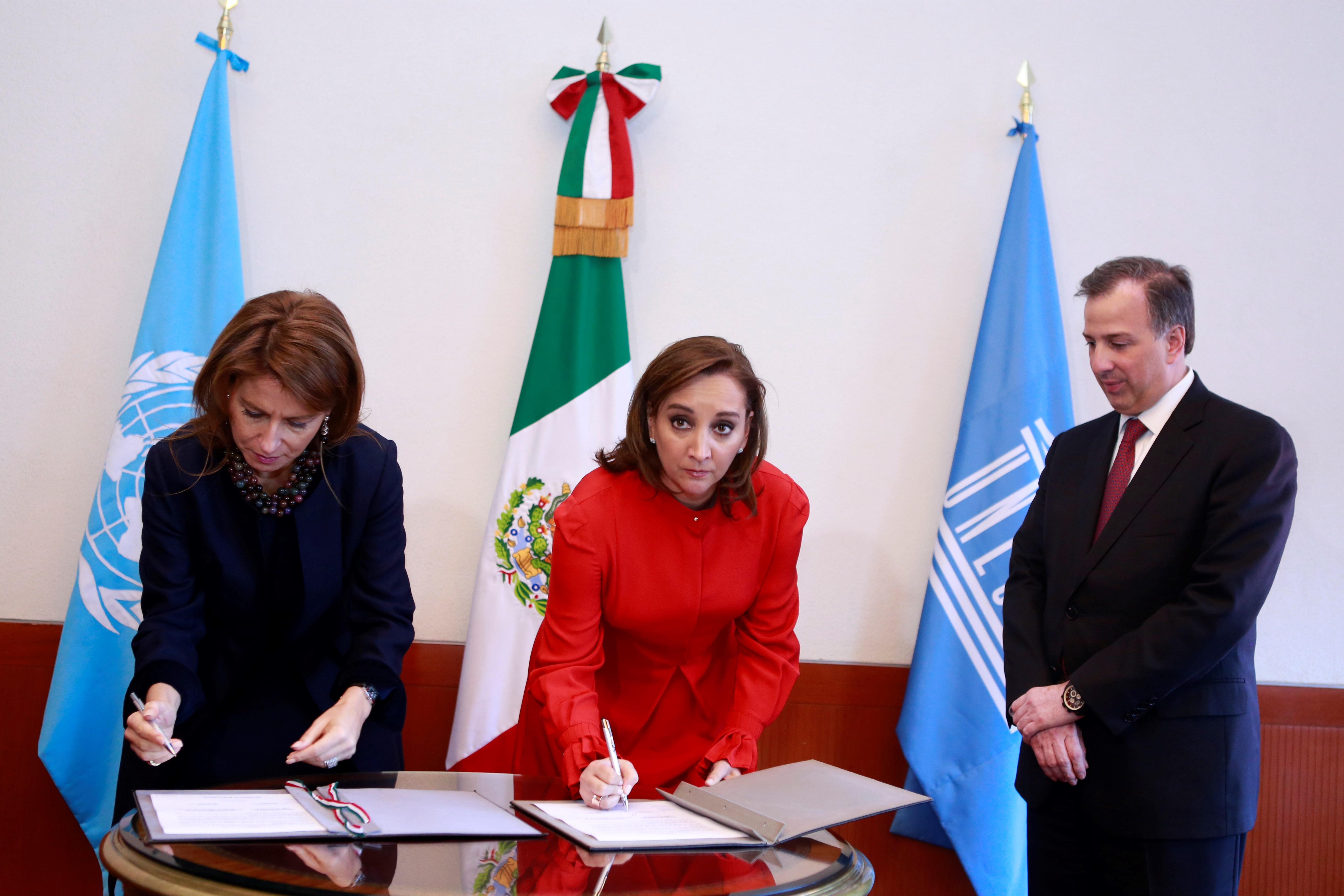 sectur unesco firman acuerdo impulso turismojpg