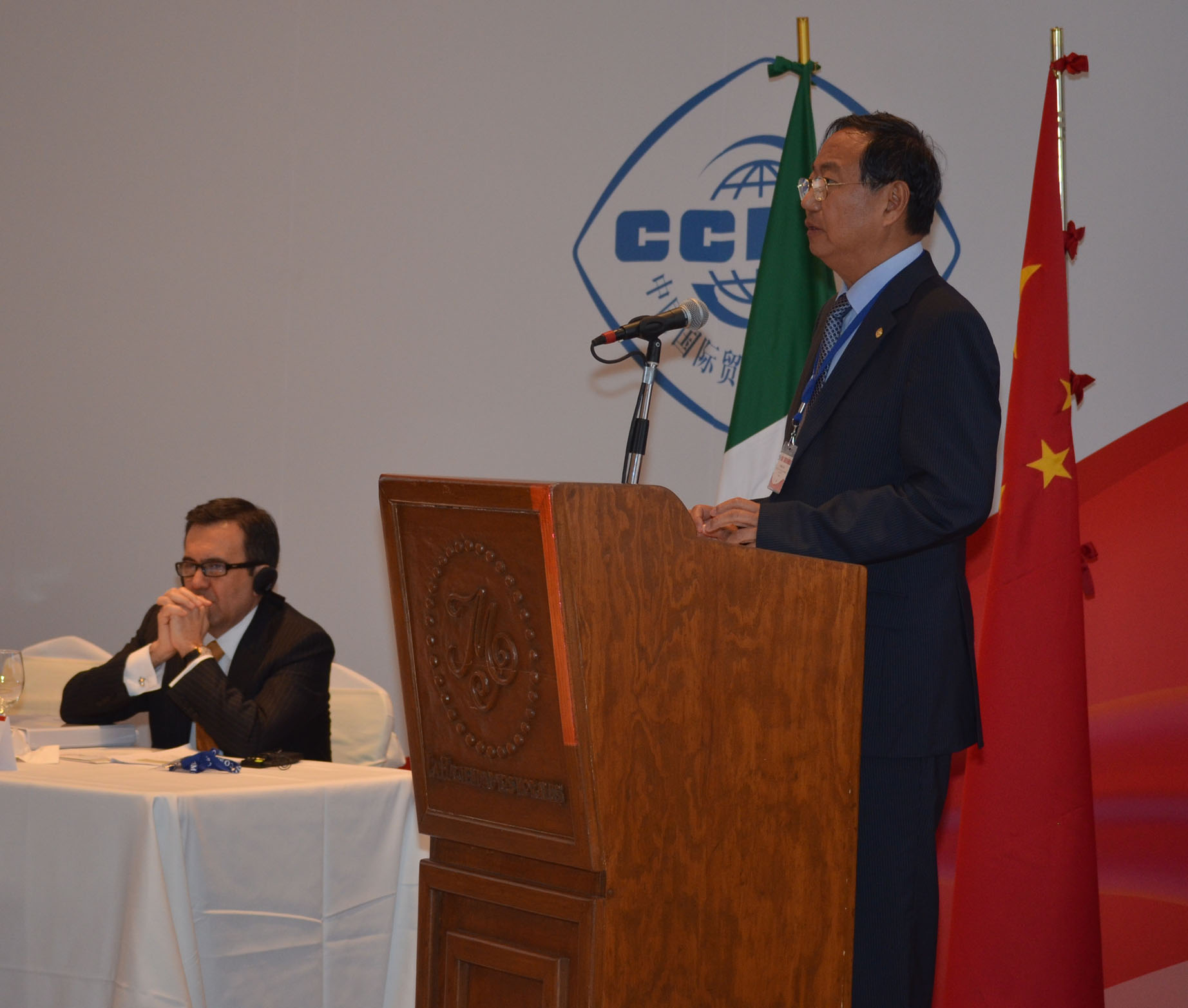 Xxii reunion plenaria empresarial mex. china 2