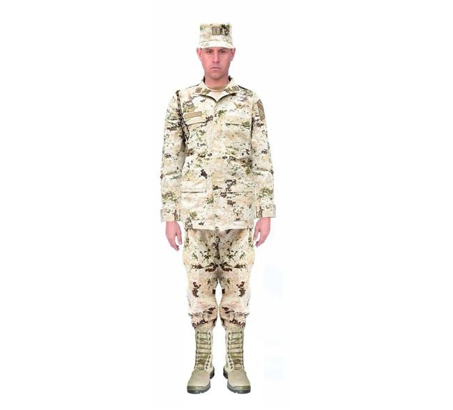 Uniformes de Campaña | Secretaría de la Defensa Nacional ...