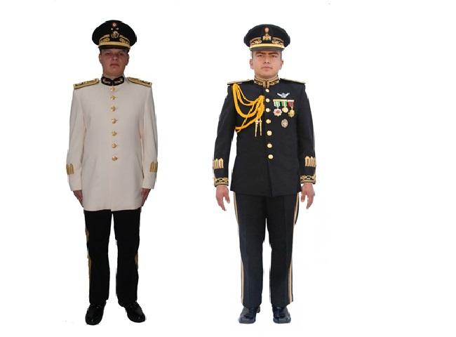 Uniformes para Generales, Jefes y Oficiales | Secretaría ...