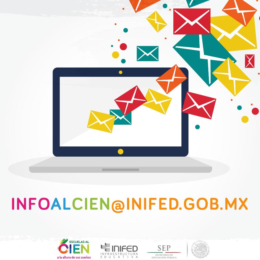 Escuelas Al CIEN Instituto Nacional De La Infraestructura Fsica
