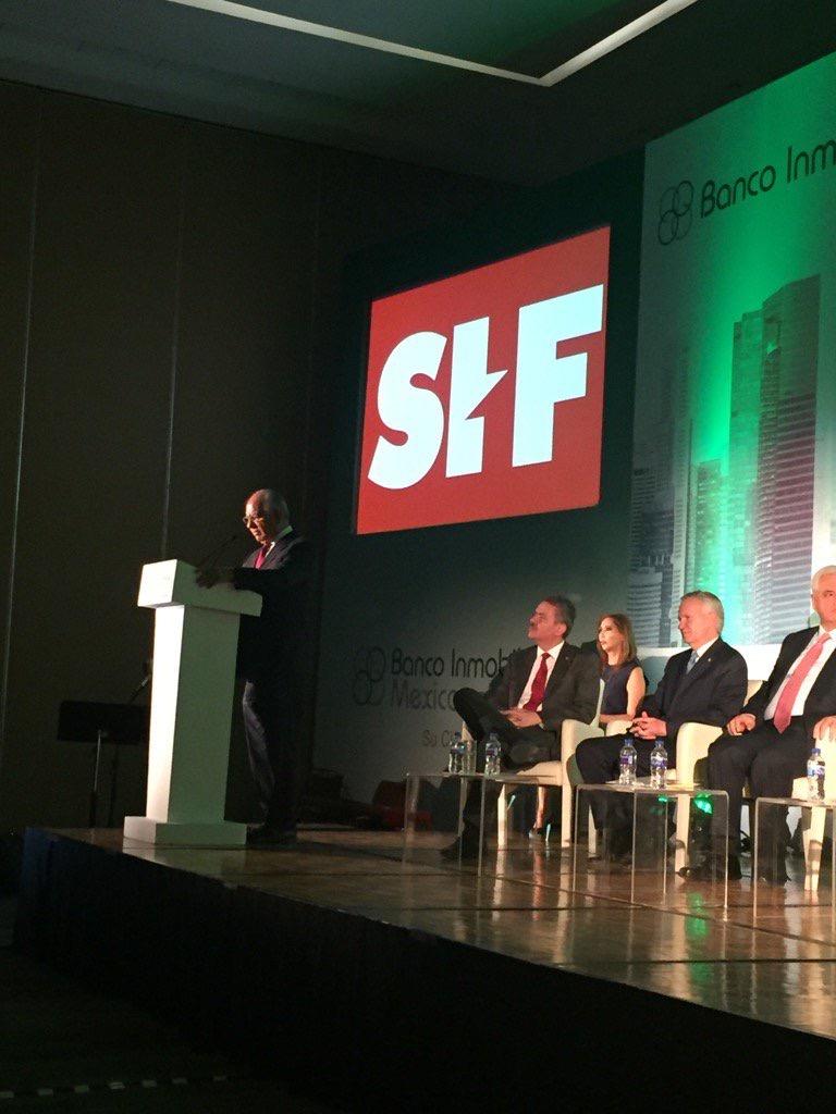 Inicio de actividades del banco inmobiliario mexicano for Banco inmobiliario