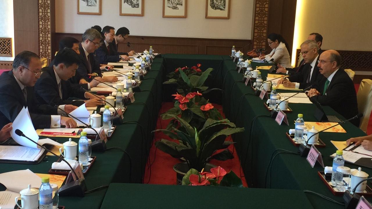 FOTO 2 IV Reuni n de Di logo Estrat gico y la XV Reuni n del Mecanismo de Consultas Pol ticas Bilaterales M xico China.jpg