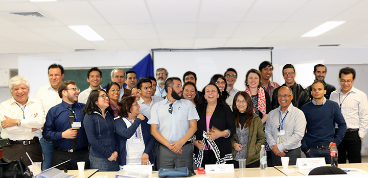 Este curso favoreció las relaciones de colaboración entre los diferentes  Organismos Reguladores.