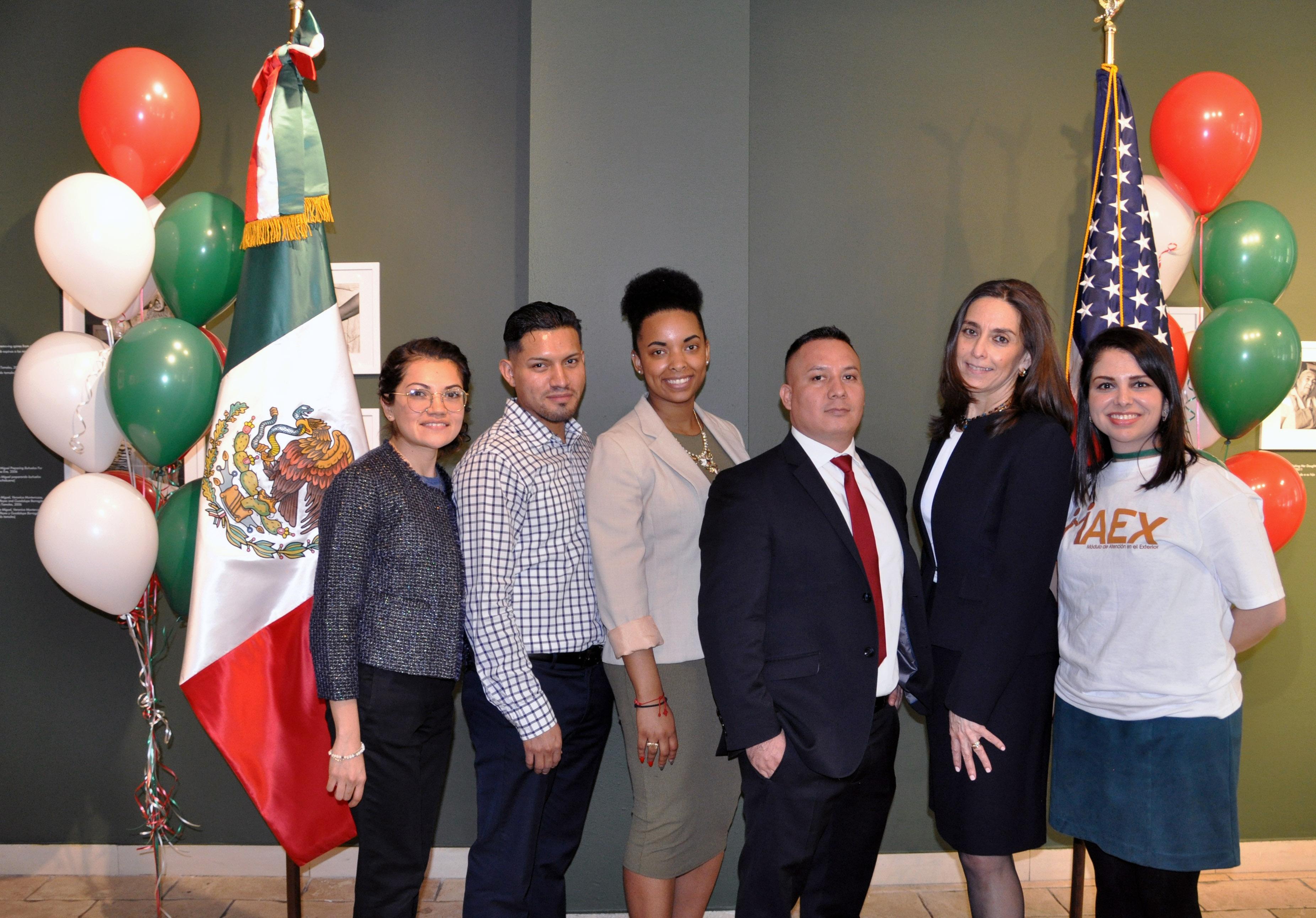 Inauguraci n de la semana de educaci n financiera 2017 - Instituto de los mexicanos en el exterior ...
