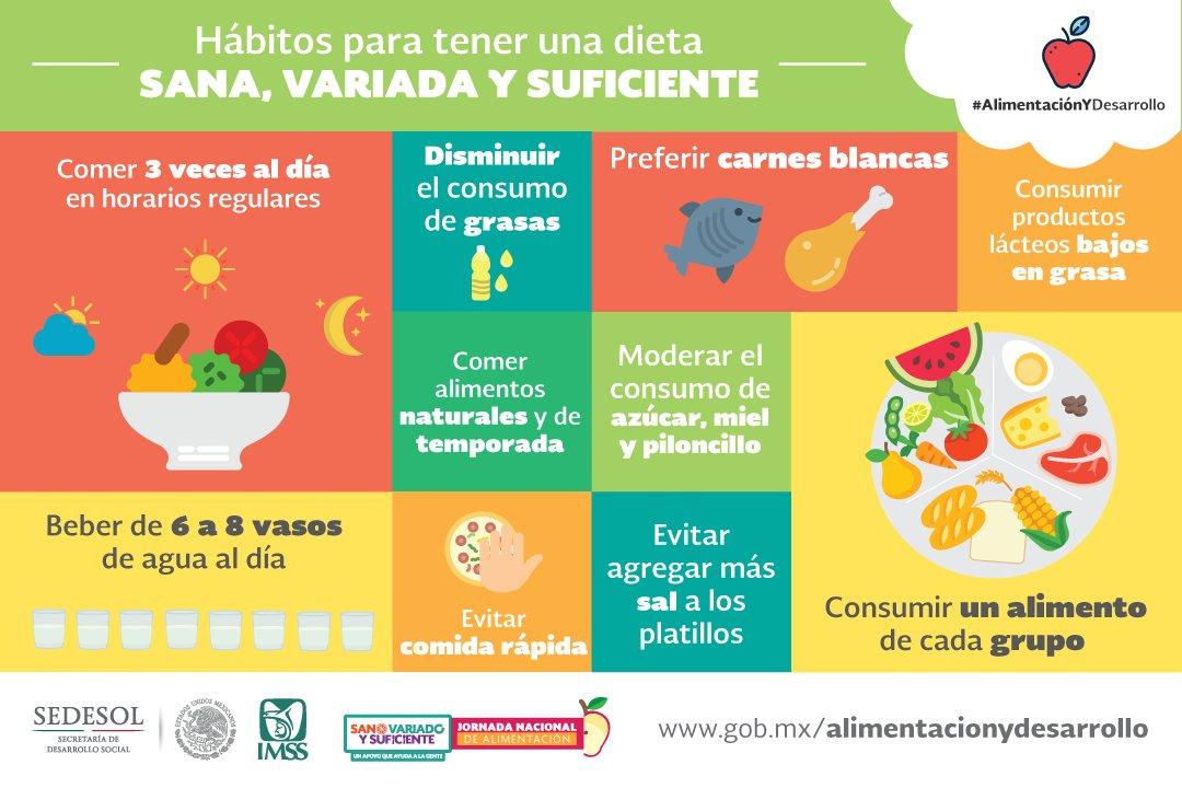 horarios de comida saludable