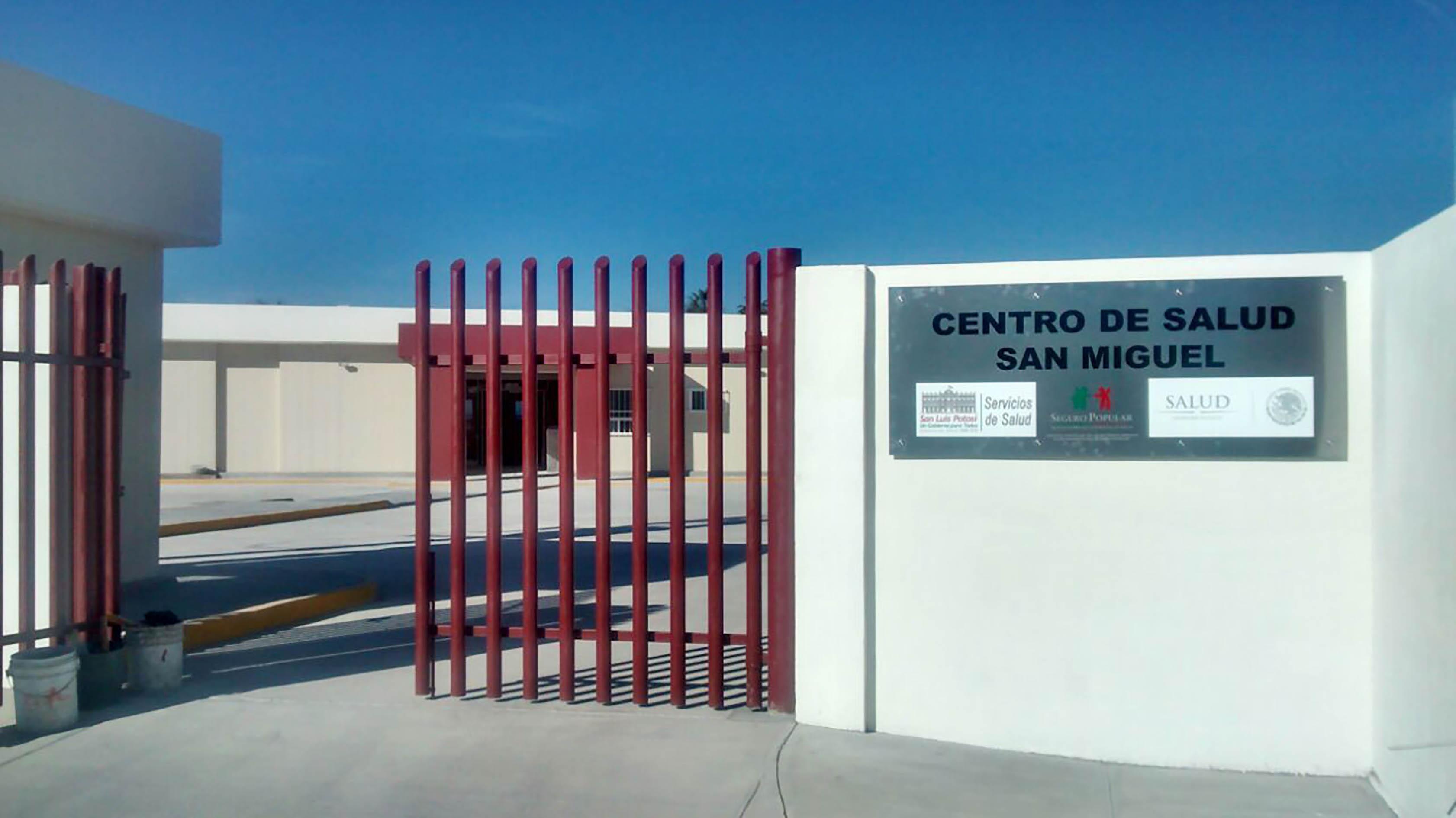 Centro de Salud de San Miguel   1 jpg