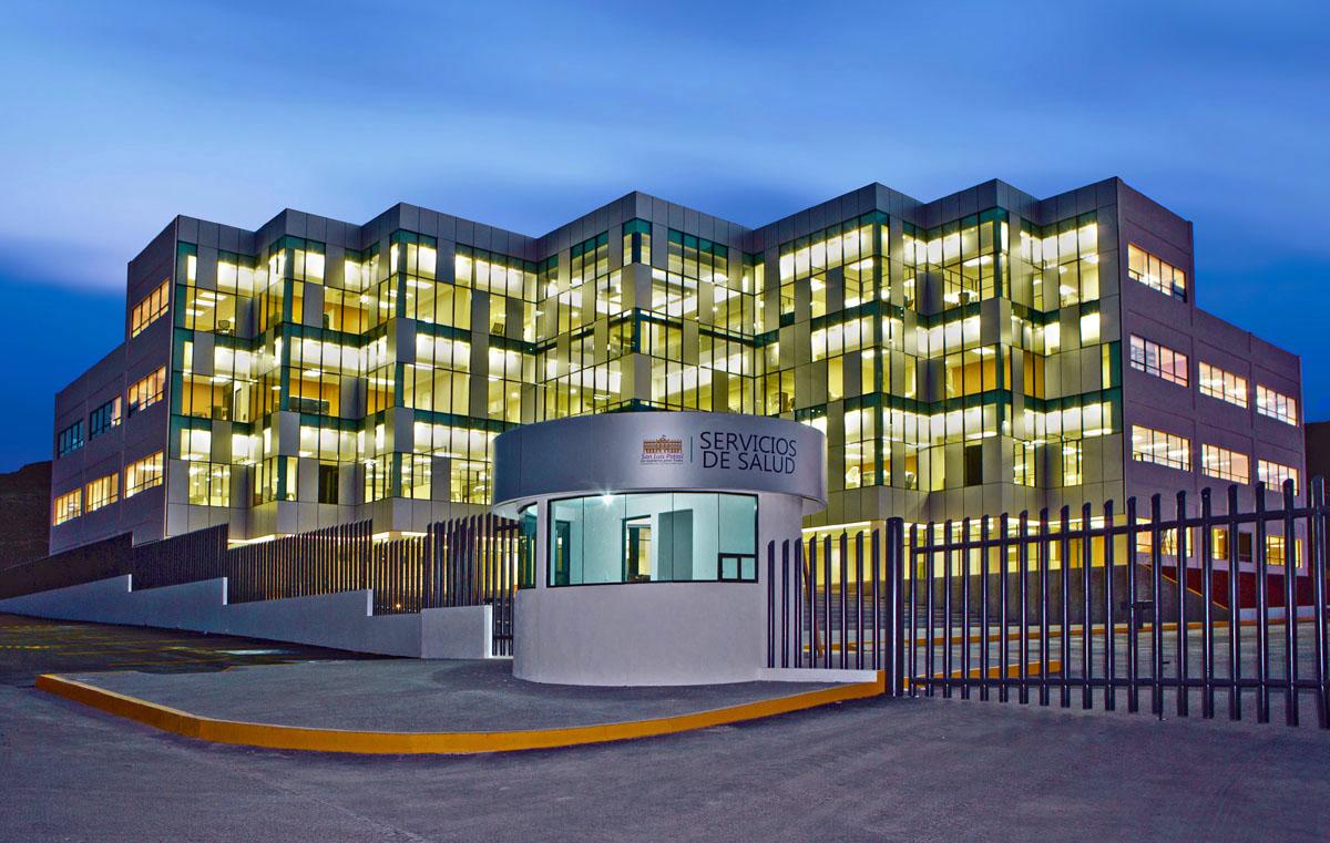 Edificio de Servicios de Salud  7 jpg
