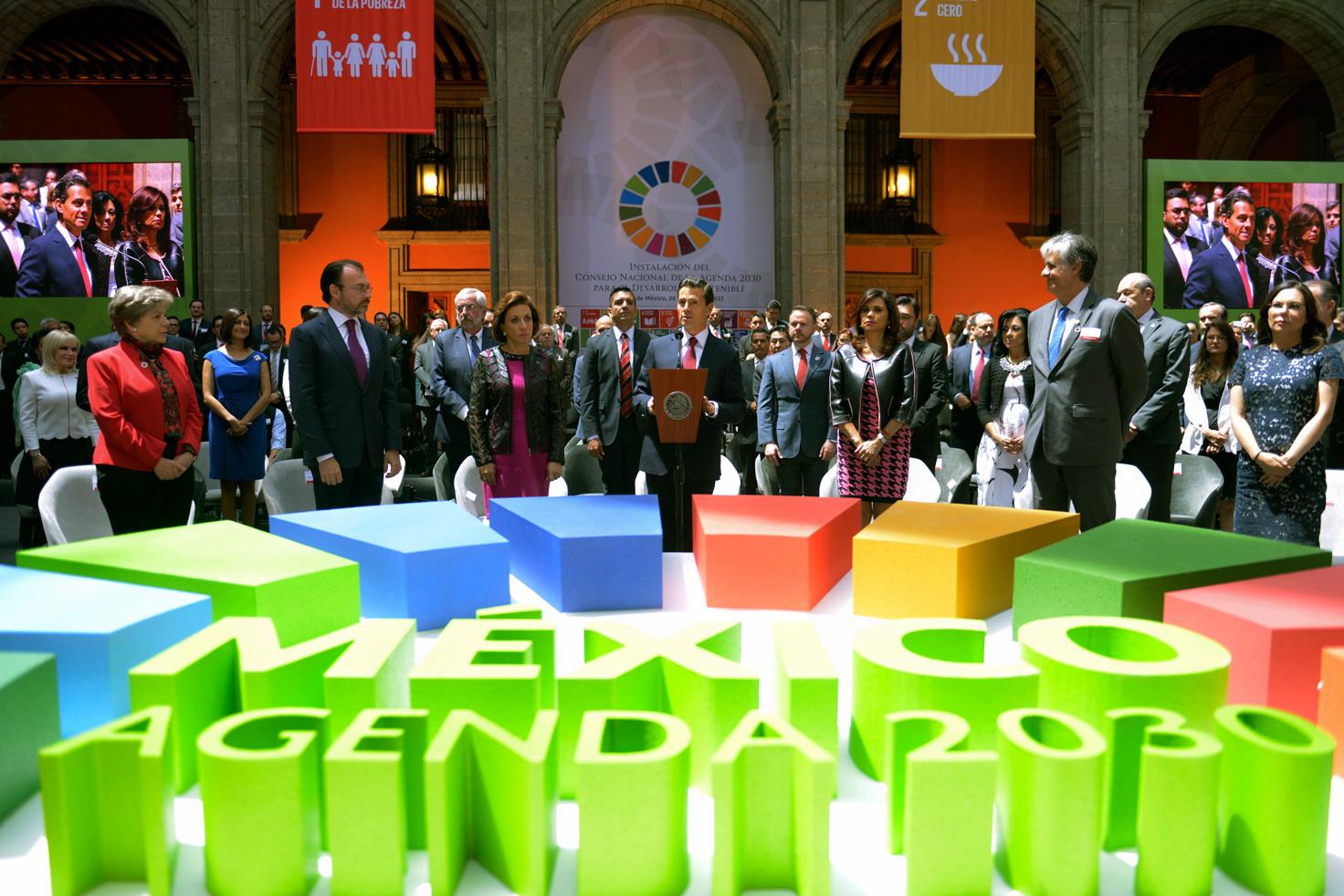 agenda 2030 para el desarrollo sostenible pdf