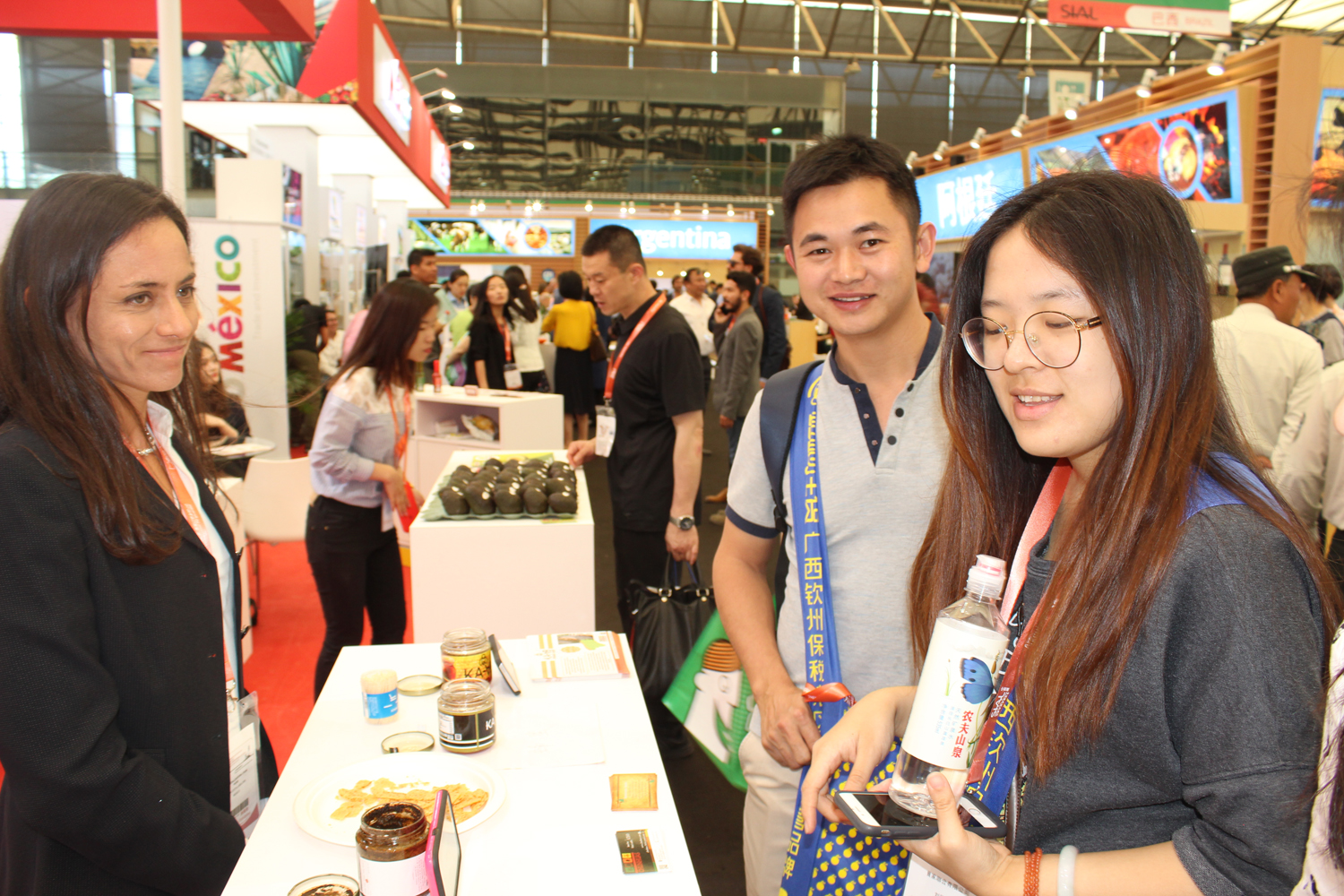 Sial china 2017. jueves 15
