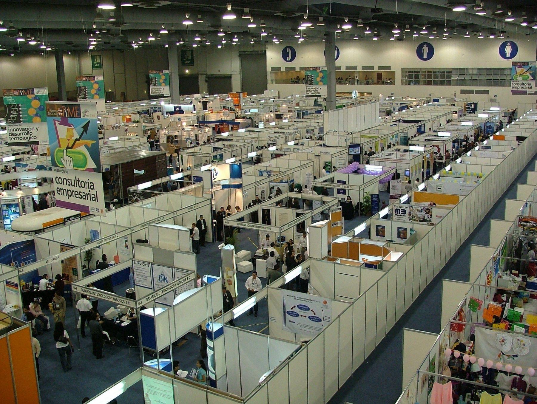 Expo Stands Monterrey : Expo pyme monterrey programa nacional de