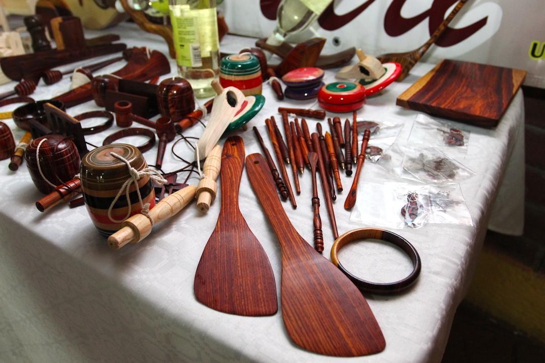 Las manos pur pechas comisi n nacional forestal for Utensilios de cocina artesanales