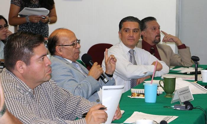 Asistieron representantes de la Dirección General Adjunta de Vigilancia Radiológica Ambiental, Seguridad Física y Salvaguardias y de la Dirección de Asuntos Jurídicos e Internacionales de la CNSNS.