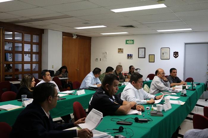 Se contó con la participación de representantes del Servicio de Administración Tributaria-Aduanas, La Secretaría de Marina, La PGR a través de ICPO-Interpol y la Dirección General de Autotransporte Federal SCT, entre otros.