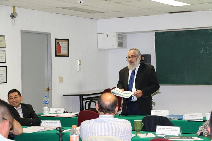 Sr. Yamil López Forteza. Coordinador Nacional, Centro Nacional de Seguridad Nuclear, Cuba.