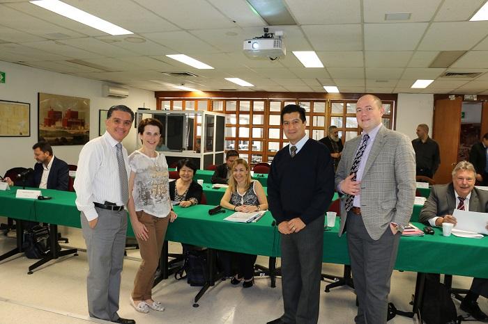 Participaron expertos del OIEA en materia de seguridad física nuclear.